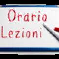 Orario provvisorio delle lezioni in vigore dal 24_09_2020.